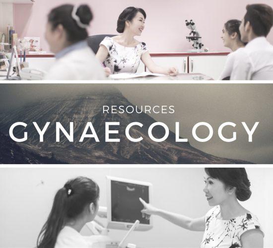 GYNAECOLOGY DR GAN
