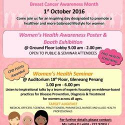 Women's Health Awareness Day