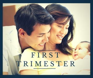 FIRST TRIMESTER guide for fathers