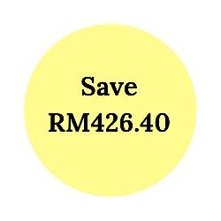 Save RM426.40