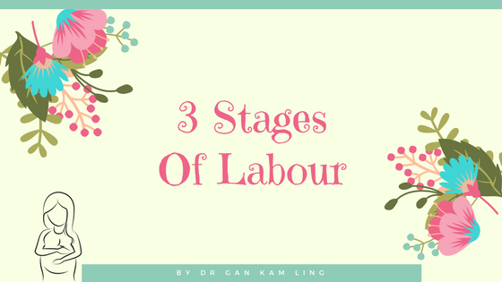 Three stages of labour - blog