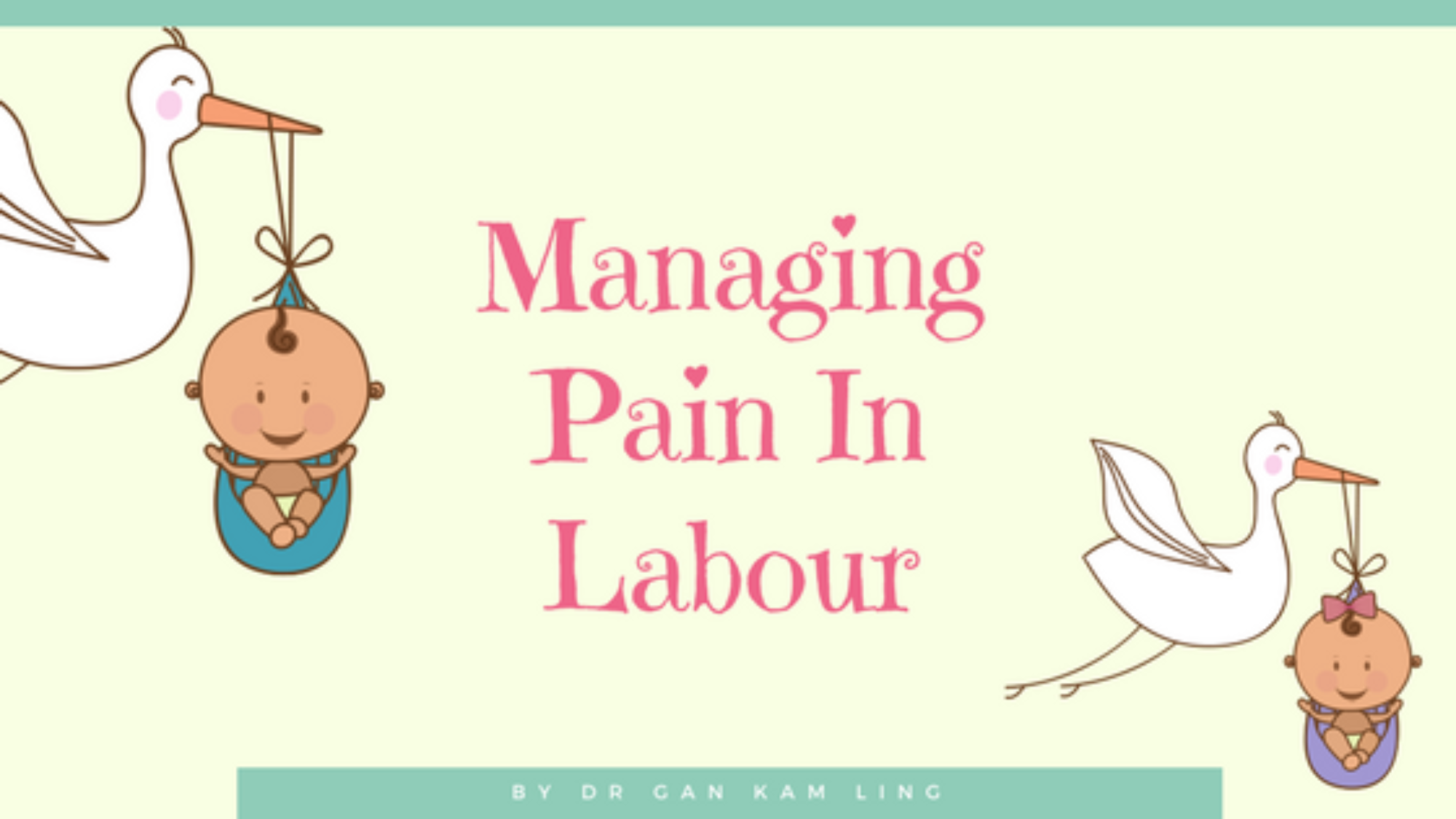Managing-Pain-In-Labour